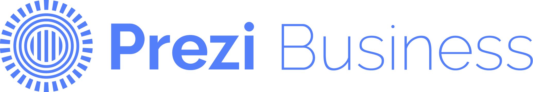 Prezi Business logo