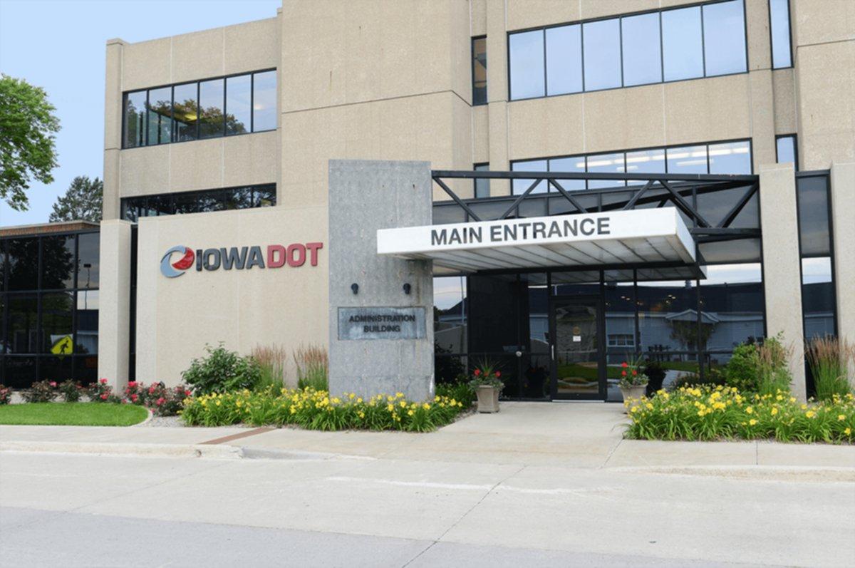 Iowa DOT Office